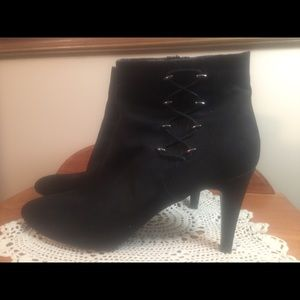 Impo heeled boots size 10